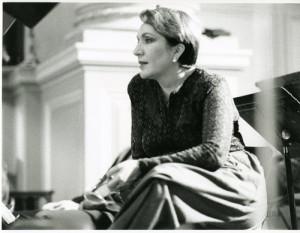 "Nelly Miricioiu: recording ""Marina, Regina d´Inghilterra"" für Opera Rara/ Foto Duncan Russell/ Dank an Opera Rara"