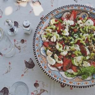 Cubb salad
