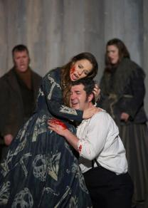 Norma, Opera North (2012). Photo: Alastair Muir
