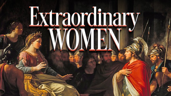 Opera North's Extraordinary Women