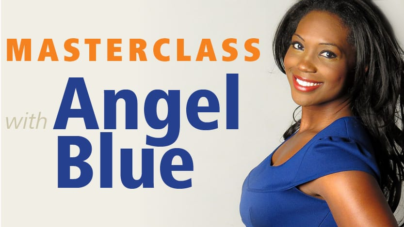 Opera North Masterclass with Angel Blue