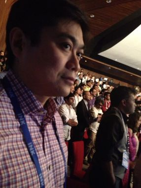 MIT Media Lab director Joi Ito was all in Kochi for the INK Conference.