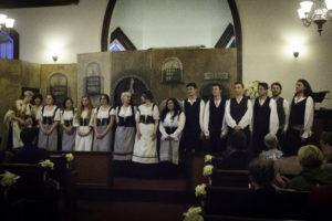 Cav Rus chorus minoru evening