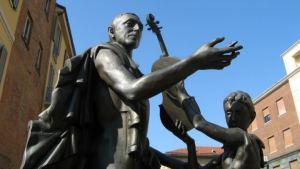 Home of Stradivari, Monteverdi, Ponchielli