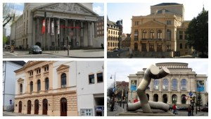 Sixty-six opera houses in Germany
