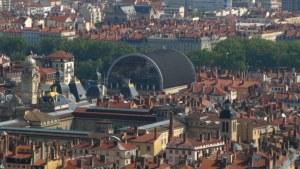 Lyon's unmistakable opera house