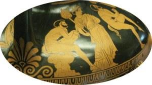 Dionysian frenzy