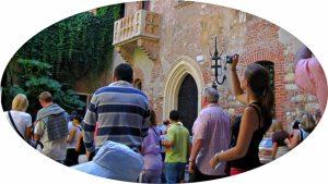 Romeo's Juliet in Verona