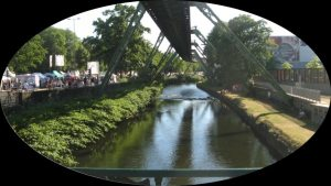 Over the Wupper
