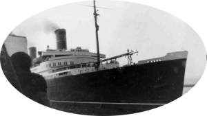 Travel by way of Cherbourg in 1931