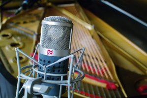 microfono opera verona