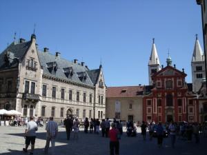 Stadtspaziergang Prag