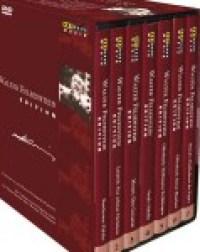 Komische Oper Berlin - Ihr Intendant und Begründer Walter Felsenstein, 12teilige DVD Edition