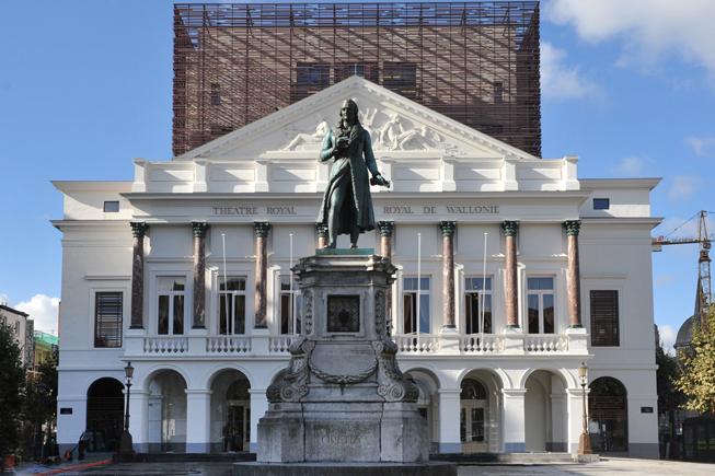 Opéra Royal de Wallonie-Liège, Foto: Markus Gårder