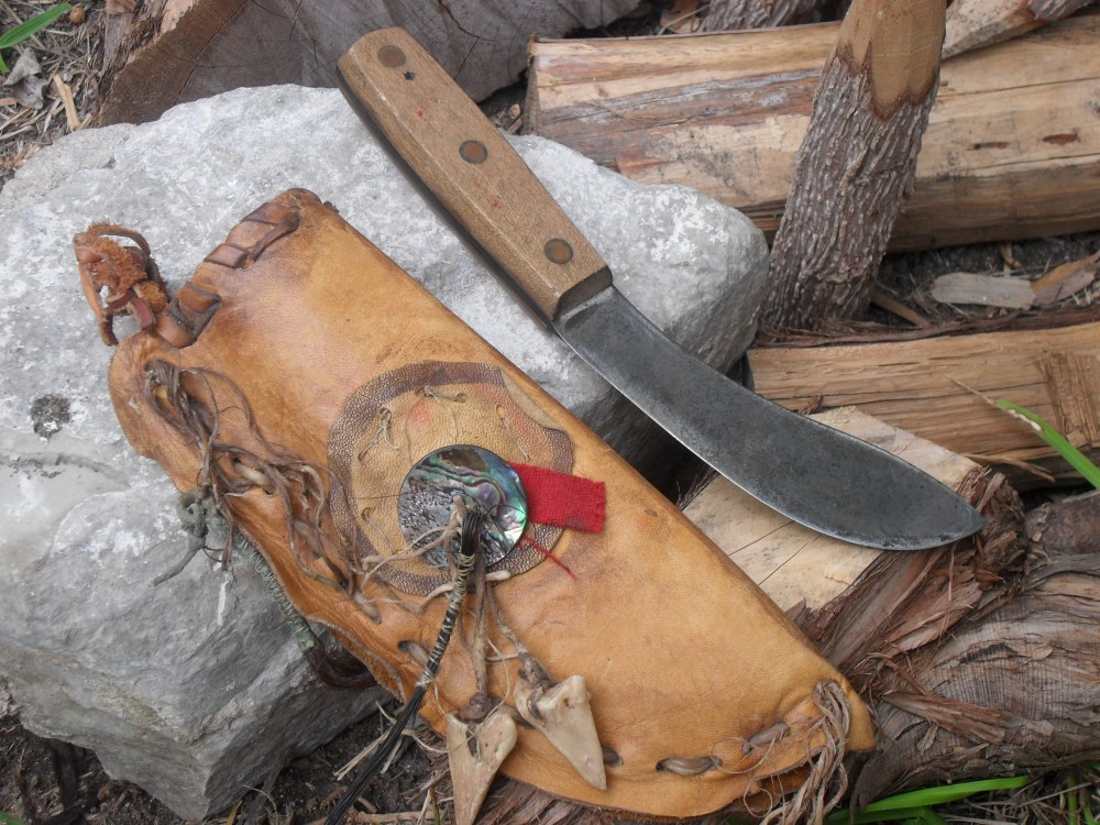 Operational Extras, My Old Medicine Knife  (4/4)