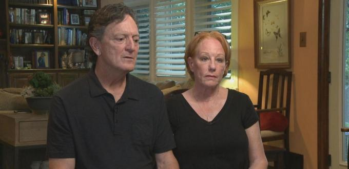 Grieving Texas family shares story of loss, hoping to save others from addiction