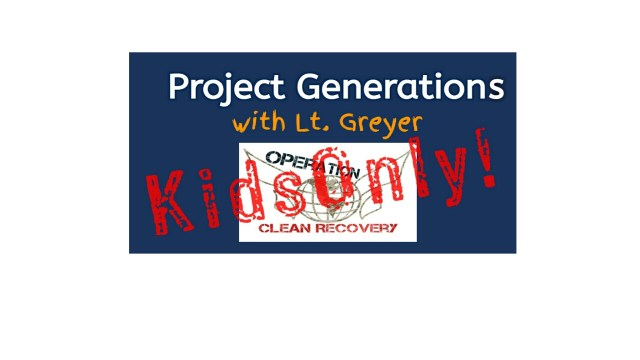 Project Generations: Kick it for the Kids