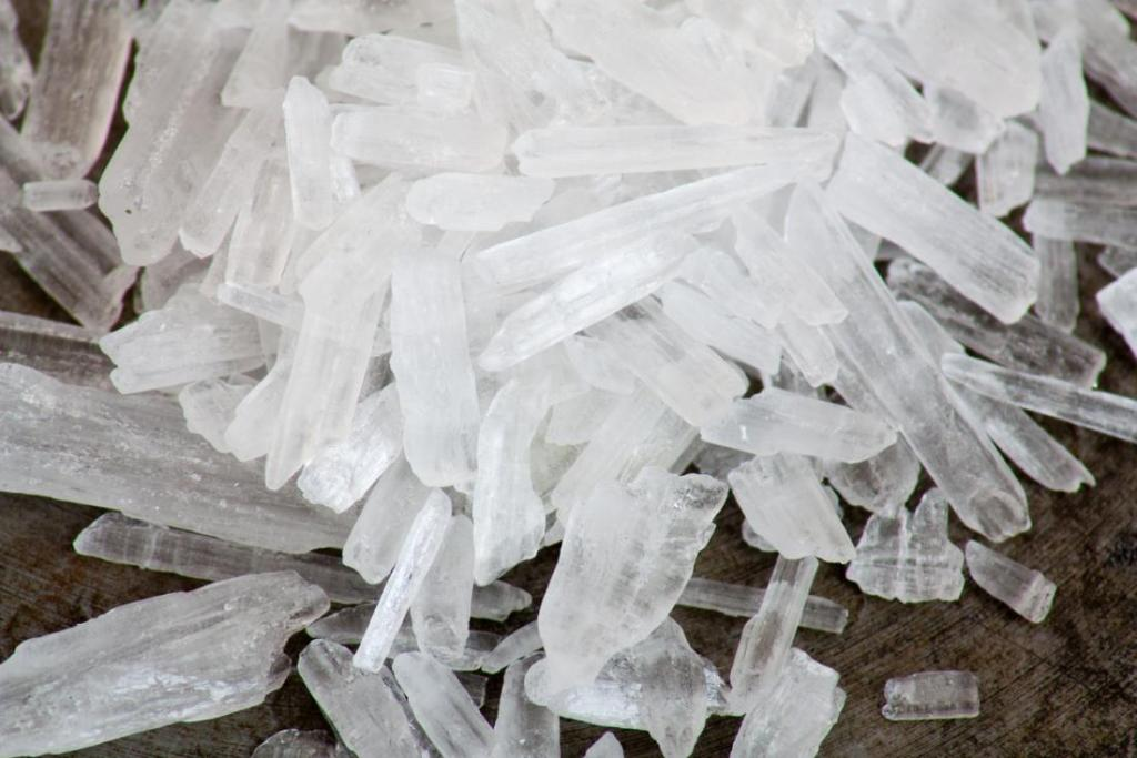 Crystal Meth: Facts, effects, and addiction