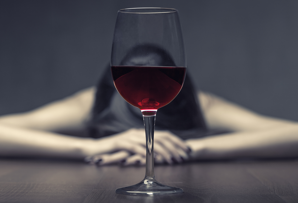 Alcohol use disorders increase dramatically by nearly 50 percent