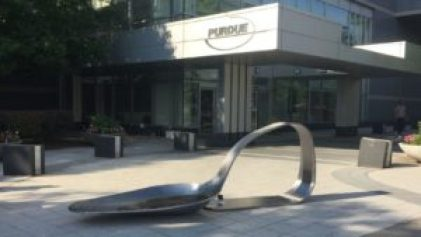 Gallerist Arrested After Dropping Sculpture Of Giant Drug Spoon In Front Of Purdue Pharma