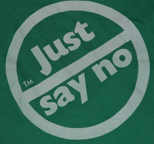 Stop teaching drug abstinence: Just say no to the era of 'just say no'