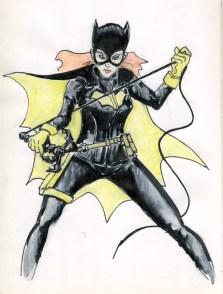Shock - Batgirl