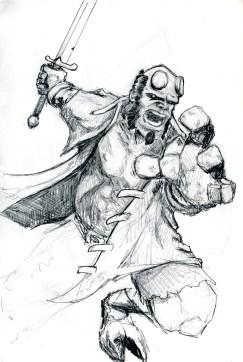 Shock - Hellboy