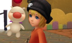 Kingdom Hearts 3D - Rhyme 1