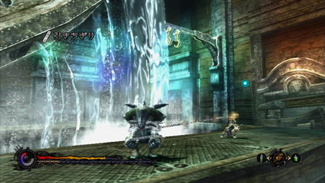 Pandora's Tower Fall