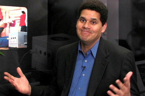 Reggie Fils-Aime - President and COO of Nintendo of America