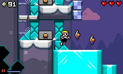 Mutant Mudds Screen 002