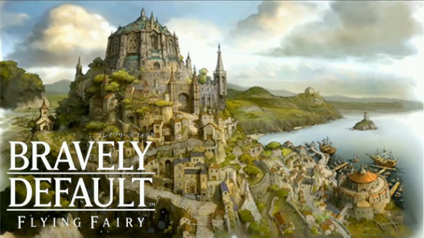 Bravely Default: Flying Fairy | City