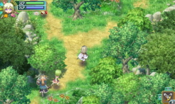 Rune Factory 4 - Forest