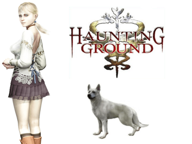 Haunting Ground | oprainfall