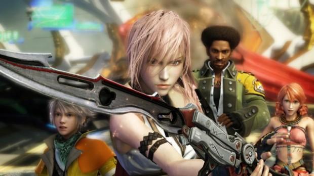 Final Fantasy | Final Fantasy XIII Screenshot