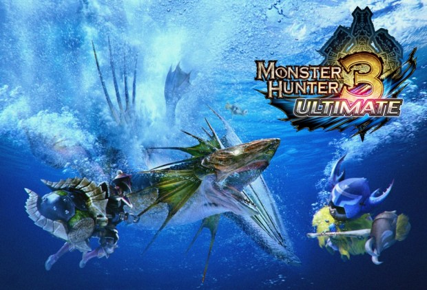 Monster Hunter 3 Ultimate - Nintendo Download Europe | oprainfall