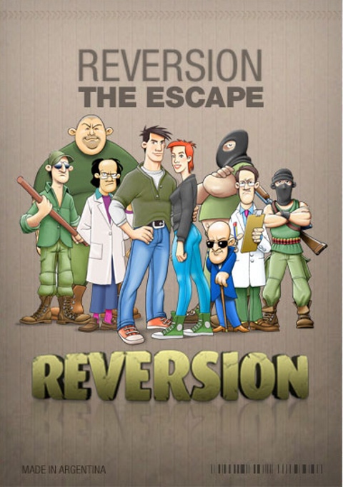 Reversion: The Escape
