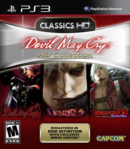 Devil May Cry HD Collection Game Sales