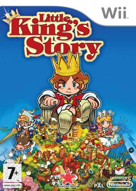 Little King's Story PAL Game Sales