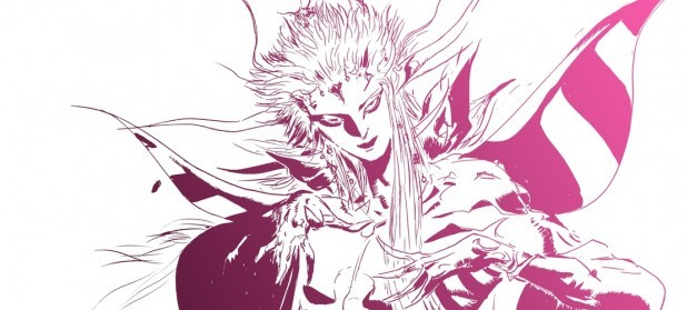 Final Fantasy II Anniversary Edition Emperor Art