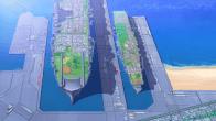 Girls und Panzer St. Gloriana and Oarai School Ships