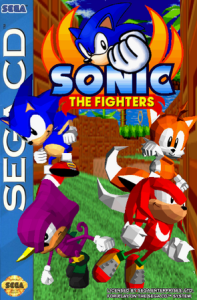 SEGA Sonic the Fighters