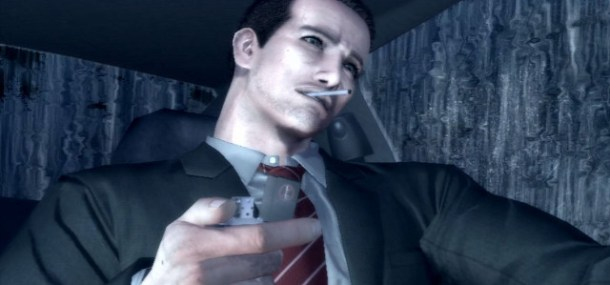 Deadly Premonition Screen