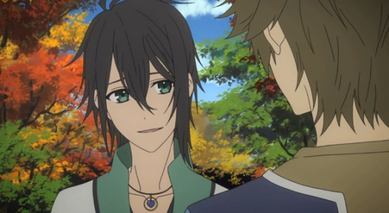 Shin Sekai Yori - Older Satoru and Shun again.