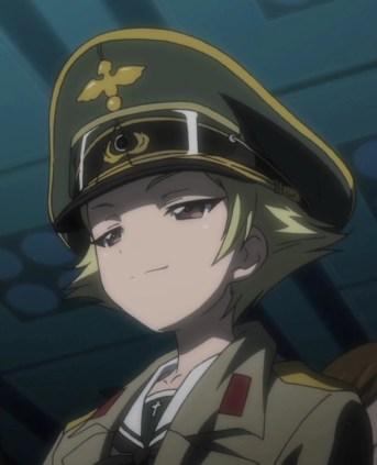 Girls und Panzer Erwin