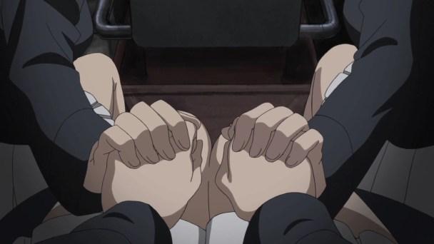 Girls und Panzer Hana, Miho, and Yukari