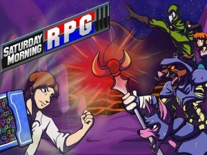 Saturday Morning RPG Cover