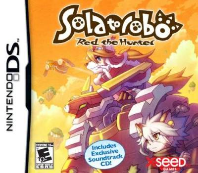 Solatorobo - North American Box Art | Little Tail Bronx - oprainfall