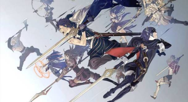 Fire Emblem Awakening Artwork 001