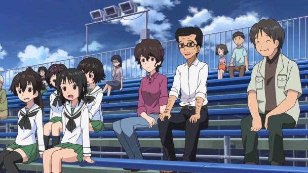 Girls und Panzer Yukari's Parents